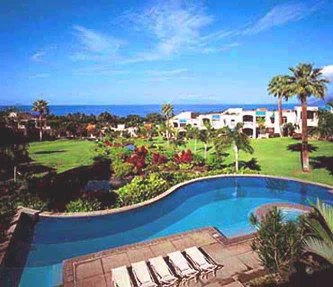 Which Island Is King Wailea Resort Located